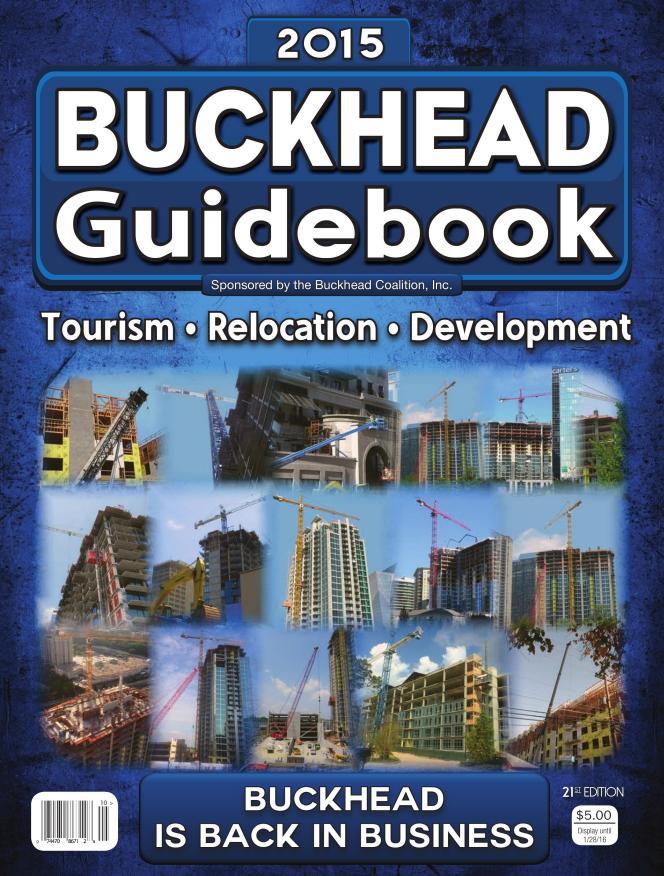 Buckhead Guidebook 2015